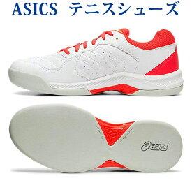 アシックス テニスシューズ カーペットコート用 ゲルディケート6 INDOOR 1042A074-102 レディース 2019AW テニス ソフトテニス シューズ 靴