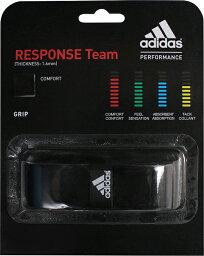愛迪達握柄帶子RESPONSE TEAM(反應組)1條裝GPRESPONSETEAM羽球網球拍運動握柄帶子adidas 2013年型號