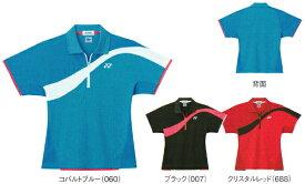 65%OFF ヨネックスレディースシャツ スリムタイプ 20215バドミントン テニス ソフトテニス 半袖 レディース YONEX 2013AW ゆうパケット対応タイムセール4 ラッキーシール対応
