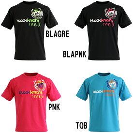ブラックナイト TシャツT-12316ゆうパケット(メール便)対応 バドミントン ウエア Tシャツ 半袖 シャツ ユニセックス BlackKnight