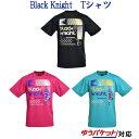 ブラックナイト BK Tシャツ T-9140 メンズ ユニセックス ジュニア 2019SS バドミントン ゆうパケット(メール便…