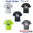 バドミントン ジャンキー クラウディオ・パンディアーニ 半袖 Tシャツ DRYTEE BDJ19001 メンズ ユニセックス 201…