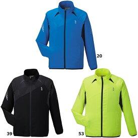 【取寄品】 ゴーセンユニ ライトウインドジャケット Y1600バドミントン テニス ウエア トップスユニセックス GOSEN 2016SS