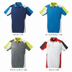 45%OFF ゴーセンユニゲームシャツ T1614バドミントン テニス シャツ 半袖 ユニセックス 男女兼用 GOSEN 2016AW ゆうパケット(メール便)対応タイムセール ラッキーシール対応