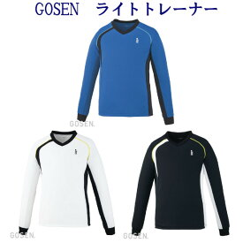 ゴーセン ユニライトトレーナー W2000 メンズ ユニセックス 2020SS バドミントン テニス ソフトテニス ゆうパケット(メール便)対応
