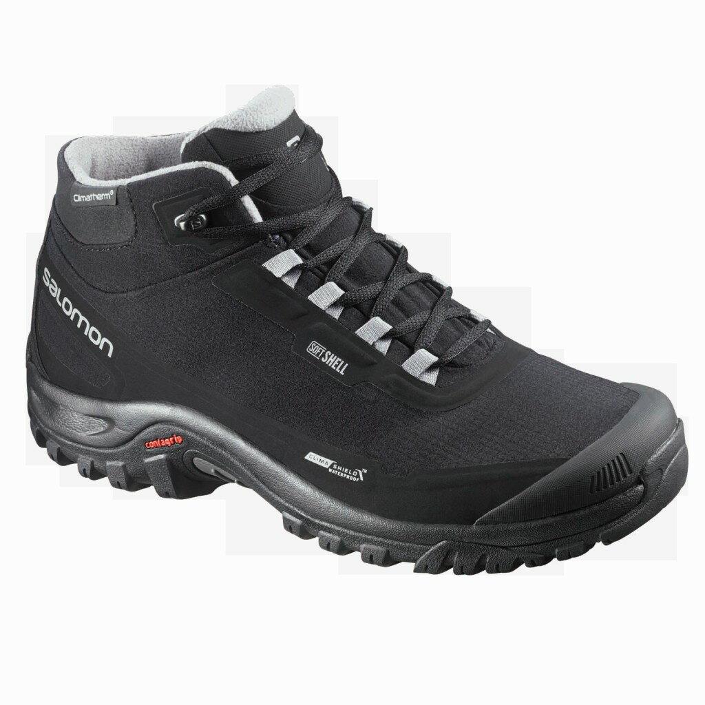 【在庫品】 サロモン SHELTER CS WP L37281100 ウィンターブーツ 靴 冬用 冬道用シューズ スノトレSALOMON 2016AW