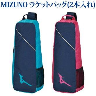 I put two Mizuno rackets, and 63JD8503 men 2018AW badminton plays tennis