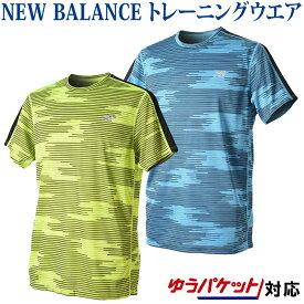 ニューバランス Tシャツ NB HANZO プリントショートスリーブTシャツ AMT83061 メンズ 2018AW ランニング ゆうパケット(メール便)対応 2018新製品 2018秋冬 ラッキーシール対応