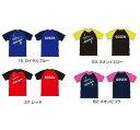 ゴーセン 2017年夏企画限定Tシャツ Fastest Sports J17P13 ユニセックス Tシャツ バドミントン GOSEN 2017SS ゆうパケット(メール便)対応 ラッキーシール対応