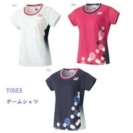 ヨネックス ゲームシャツ 20561Y レディース 2020SS バドミントン テニス ゆうパケット(メール便)対応