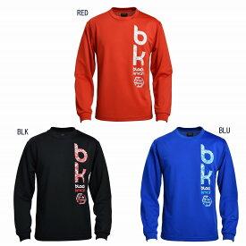 最大450円OFFクーポン付 ブラックナイト ロングTシャツ T-8280 BKロング88AW 2018AW ラッキーシール対応
