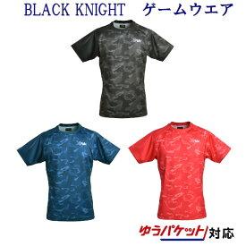 ブラックナイト ユニゲームウェア T-9540 メンズ ユニセックス 2019AW バドミントン ゲームシャツ ゆうパケット(メール便)対応