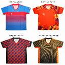 ニッタク Tリーグ Aシャツ ユニセックス ゲームシャツ NW2201 2020AW 卓球 ゆうパケット(メール便)対応