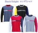 ブラックナイト ロングTシャツ T-0200LTORG 数量限定 ユニセックス 2020AW バドミントン ゆうパケット(メール便)…