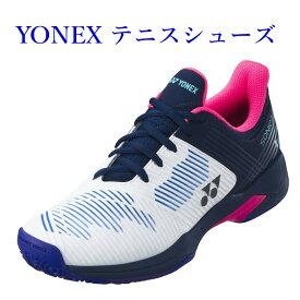 ヨネックス パワークッション ソニケージ2 ウィメン SHTS2LGC-100 レディース 2021SS テニス ソフトテニス