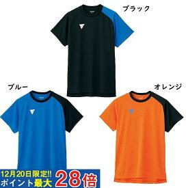 ヴィクタス V-NTS204 033462 2020SS 卓球 日本代表モデル Tシャツ ゆうパケット(メール便)対応