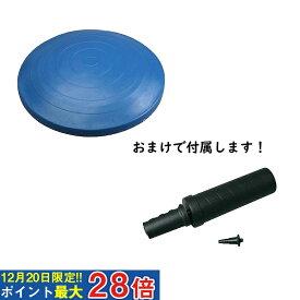 【取寄品】 ハタ バランスディスク ビッグ 60cm ハンドポンプセット DK800 DB719