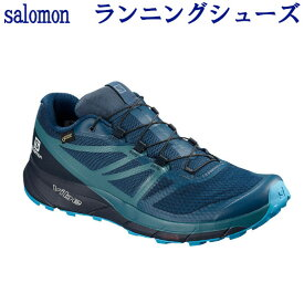 サロモン センス ライド 2 ゴアテックス インビィジブル フィット L40707700 メンズ 2019SS ランニング