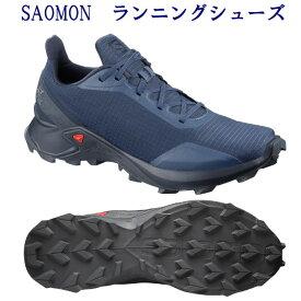 サロモン アルファクロス L40798200 メンズ 2019AW ランニング シューズ 靴