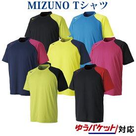 ミズノ Tシャツ 62JA8070メンズ 2018SS バドミントン テニス ソフトテニス ゆうパケット(メール便)対応 m2off ラッキーシール対応