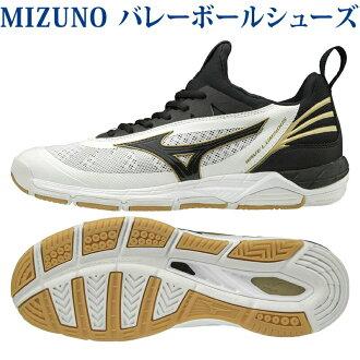 Mizuno wave luminous V1GA182009 men 2018AW volleyball