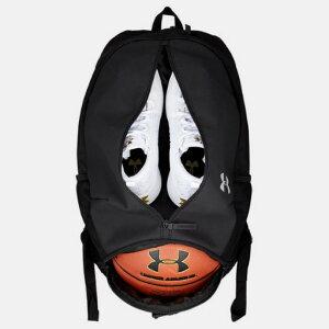 【在庫品】アンダーアーマーUAバスケットボールバックパック1331571メンズ2019SSバスケットボール