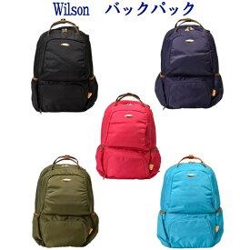 ウイルソン  W BEAR BACKPACK 13POCKETS WR800190x001 2019SS バドミントン テニス ソフトテニス あす楽北海道
