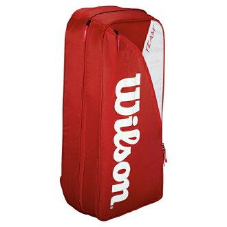 威尔逊LONG BACKPACK长·背包WRR615100羽毛球网球拍帆布背包包收藏WILSON 2016年春夏季款