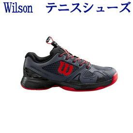 あす楽 ウイルソン テニスシューズ ラッシュプロ ジュニア QL WRS324670 オールコート 2019SS 同梱不可 RFCL