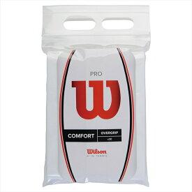 ウイルソン プロ・オーバーグリップ(30本セット) WRZ4023 バドミントン テニス グリップテープ 2016SS ゆうパケット(メール便)対応 【メール便2点まで】