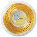 【在庫品】 ウイルソン 4G 130 REEL フォー・ジー・130(REEL)WRZ990142硬式テニス テニスガット ストリング ロール