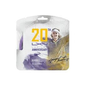 ウイルソン ALU POWER 125 20Year アルパワー125 20周年記念 WRZ991320 硬式テニス ストリング ガット Wilson 2017AW ラッキーシール対応