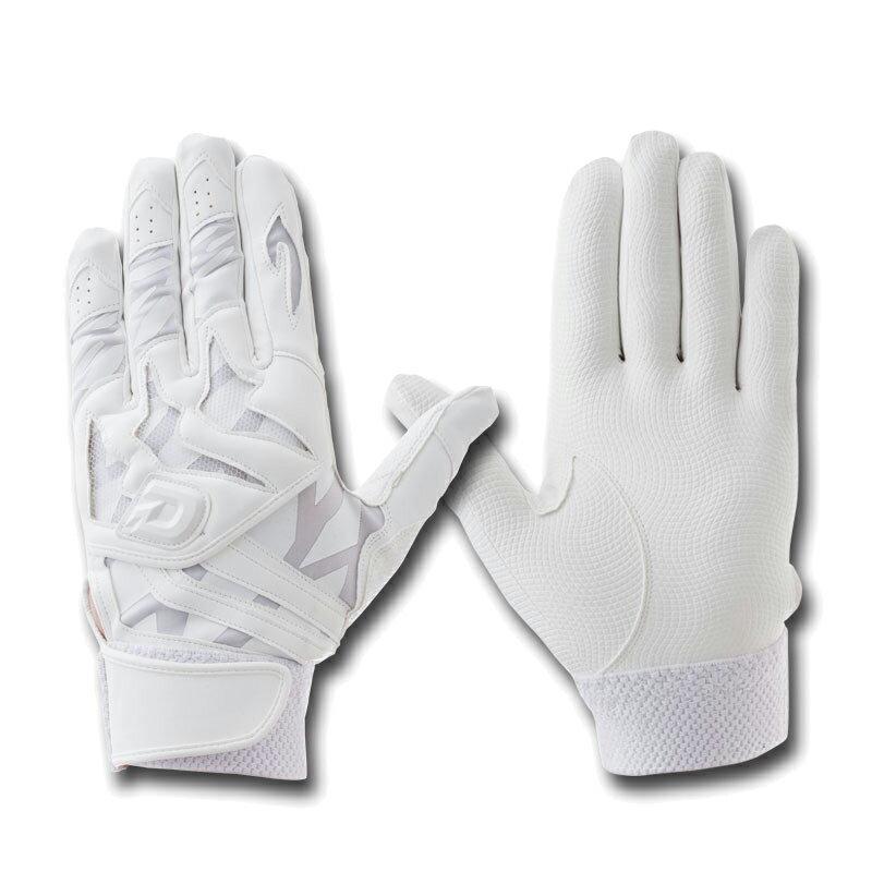 【在庫品】 ウィルソン バッティング手袋 ディマリニ 両手組 WTABG0701 高校野球対応カラー ゆうパケット対応Wilson 2017年モデル