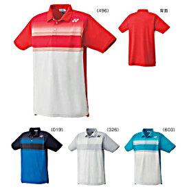 ヨネックスUNI ポロシャツ(フィットスタイル) 12141バドミントン テニス半袖 ユニセックス YONEX 2016SS ゆうパケット対応 MDPD2017アウトレットwear sale ラッキーシール対応