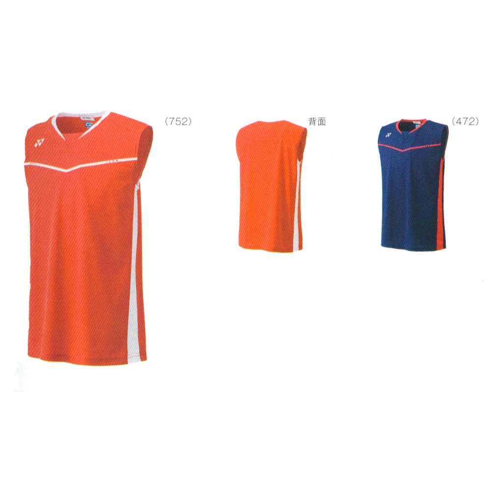 40%OFF 【在庫品】 ヨネックス ノースリーブシャツ 12149 ゆうパケット対応 タイムセール バドミントン ゲームシャツ 半袖 ユニセックス 2016年日本代表モデル 閃光
