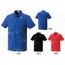 【在庫品】 ヨネックスUNI ポロシャツ フィットスタイル10182バドミントン テニス ソフトテニスゲームシャツ ユニフォーム メンズ ユニセックス YONE...