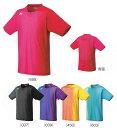 【在庫品】 ヨネックスMEN シャツ12128 バドミントン テニス シャツ 半袖 メンズ 男性用YONEX 2016年モデル ゆうパケット対応