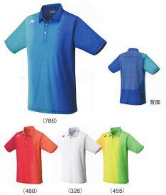 ヨネックスMEN ポロシャツ12129 バドミントン テニス シャツ 半袖メンズ 男性用 YONEX 2016年モデル ゆうパケット対応 ラッキーシール対応