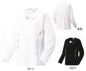 ヨネックスWOMEN ロングスリーブTシャツ(レギュラータイプ)16256 バドミントン テニス ソフトテニス シャツ 長袖レディース ウィメンズ 女性用YONEX 2016年モデル ゆうパケット対応 ラッキーシール対応