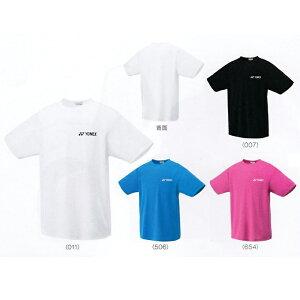 【在庫品】ヨネックスドライTシャツ16400メンズ2018SSバドミントンテニスゆうパケット(メール便)対応