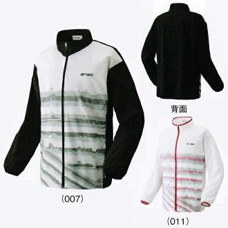 尤尼克斯UNI准备活动衬衫合身风格50062羽毛球网球软式网球服装人男女两用YONEX 2017年春夏季款