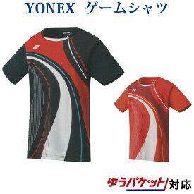 ヨネックス ゲームシャツ 10290J ジュニア 2019AW バドミントン テニス ゆうパケット(メール便)対応 半袖