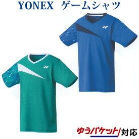 ヨネックス ゲームシャツ 10346J ジュニア 2020SS バドミントン テニス ゆうパケット(メール便)対応