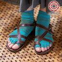 【選べる 2足組】マーブル編み つま先なし 5本指 ソックス 【ネコポス送料無料】指先なし 靴下 メンズ レディース…