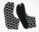 【25.0cm〜】トンボ/大柄(紺地) 4枚コハゼ 柄足袋 和柄 日本製 手づくり