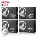 本間ゴルフ ホンマ D1 ゴルフボール 4ダース(48球入り) ホワイト 2016年モデル 【HONMA】【あす楽対応】