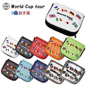 クリオコーポレーション ワールドカップツアー パターカバー スクエアタイプ マグネット式 【World Cup Tour】【あす楽対応】