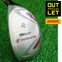 ジュニア・キッズ用ゴルフクラブ ユーティリティ(5U) 身長120センチ未満対象 ヨネックス(YONEX)2005年モデル アウトレットセール 送料無料