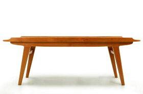CHLOROSクロロスShaveSolidセンターテーブル/teak【コーヒーテーブル,ソファテーブル】