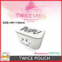 TWICE POUCH [TWICE 1ST TOUR TWICELAND -The Opening-EXCORE] 公式グッズ TWICEグッズ